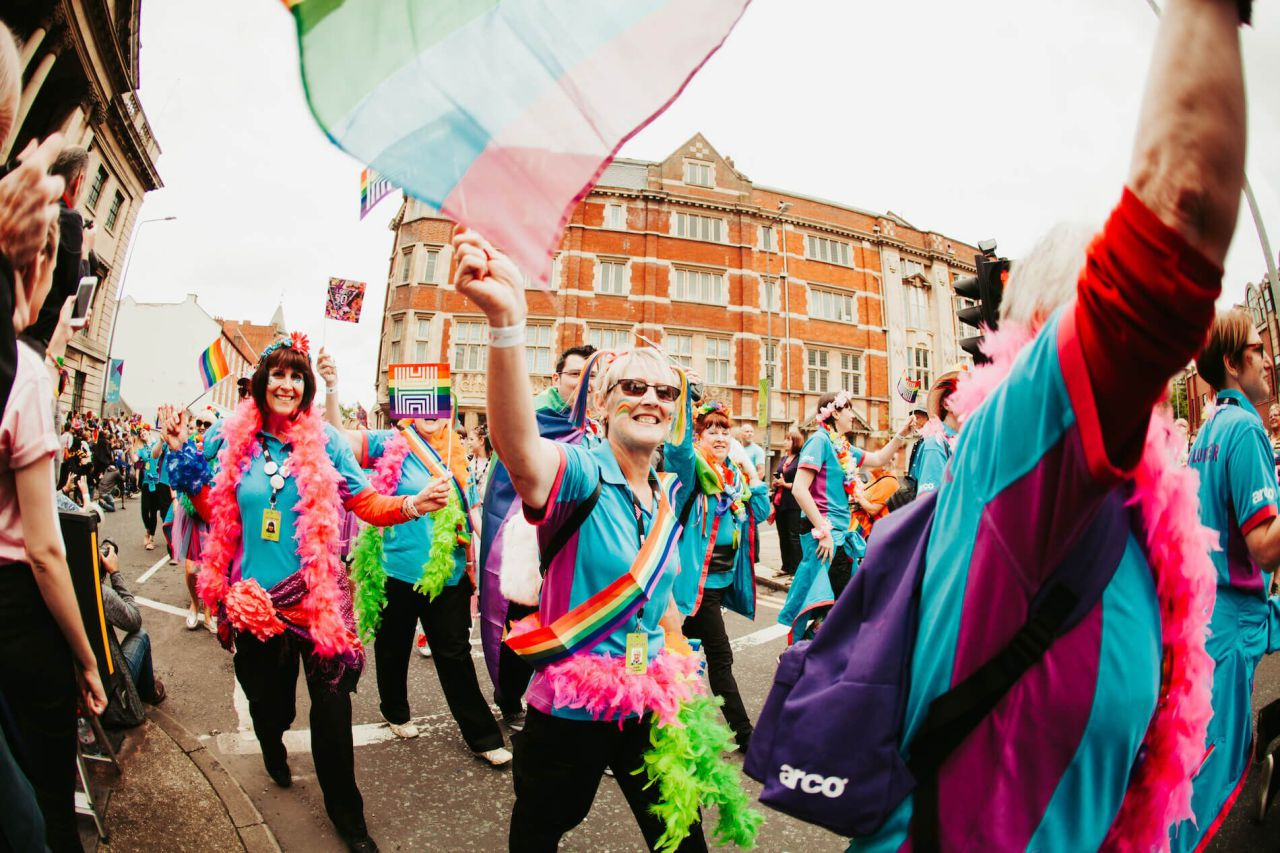 Pride in Hull 2017 © Tom Arran