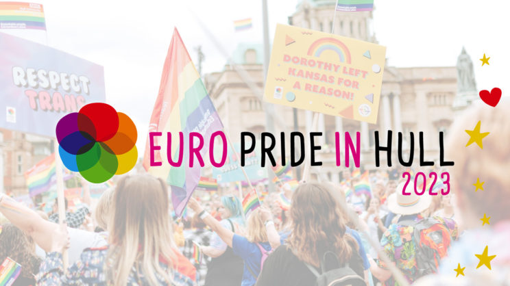 EuroPride in Hull 2023