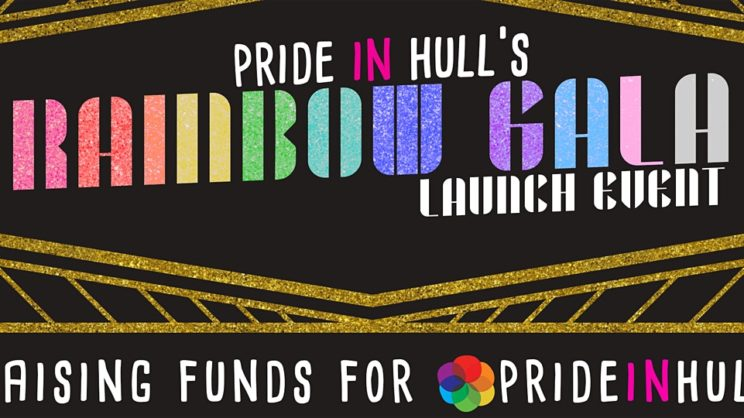 Pride in Hull Rainbow Ball