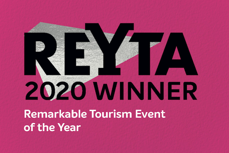 REYTA 2020 winner | Remarkable Tourism Event